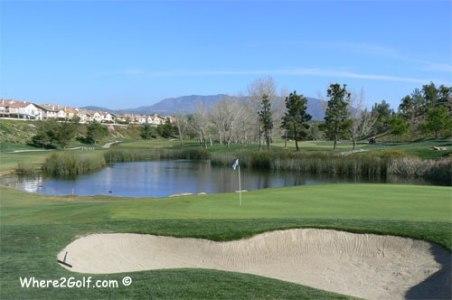 Risk management golf